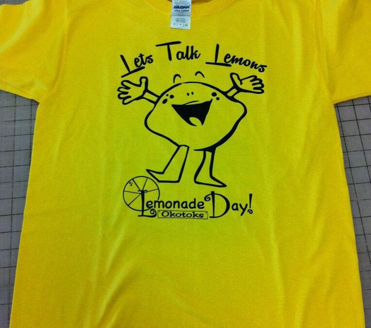 Tanyathorn - LemonadeDayTShirt